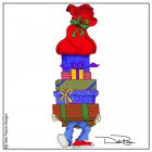 Stacked Presents