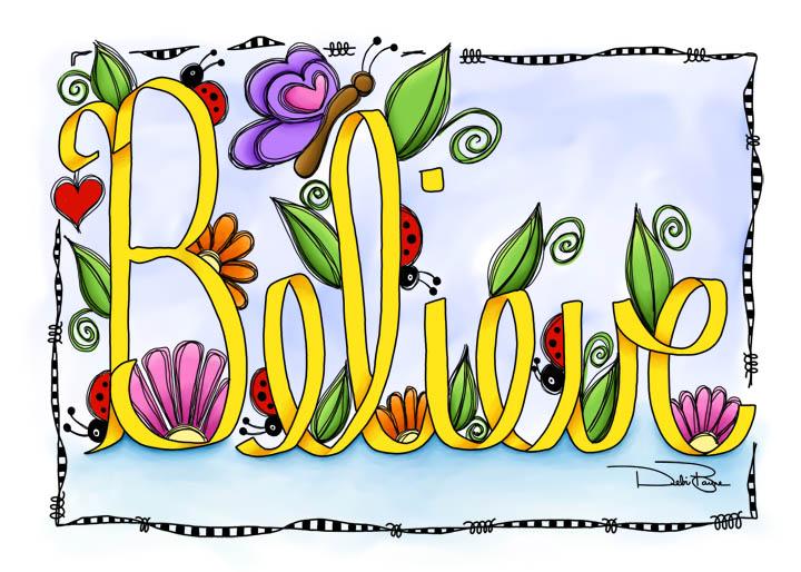 Ribbon Believe