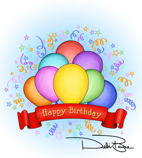 B'DayBalloons&BannerOnly