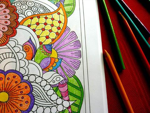 Closeup with Pencils