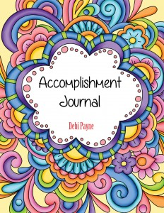 Image: Accomplishment Journal front cover