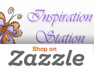 Shop Inspiration Station on Zazzle