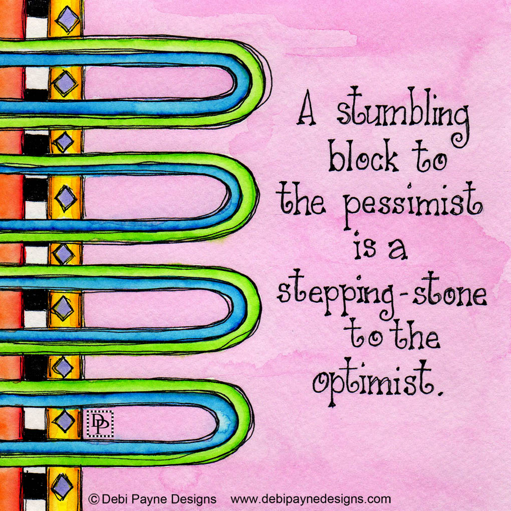 Image:  A Stumbling Block