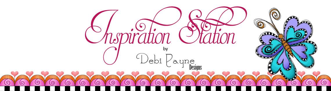 Image: Inspiration Station Banner