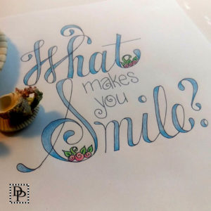 Image: What Makes You Smile?