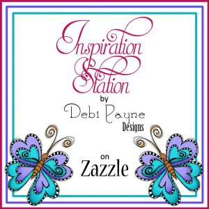 Image: Inspiration Station Icon for Zazzle