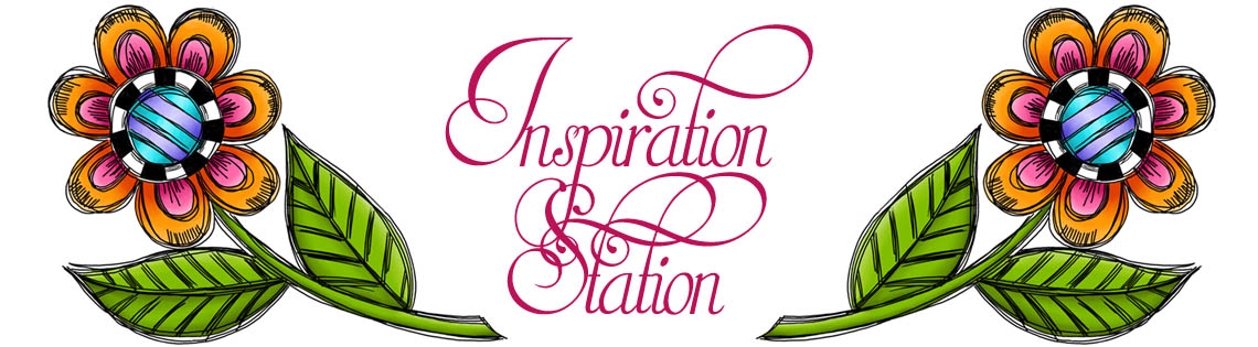 Image:  Inspiration Station Zazzle Store Banner