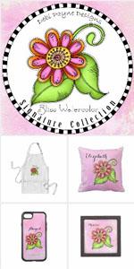 Image: Bliss - Debi Payne Designs Collection Banner