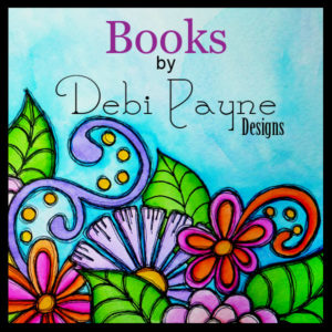 Image: Books by Debi Payne Designs