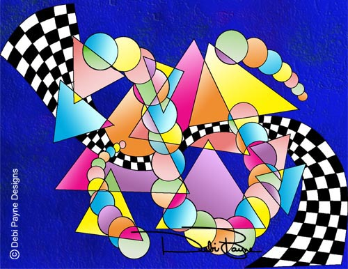 """Traffic Jam"" by Debi Payne"