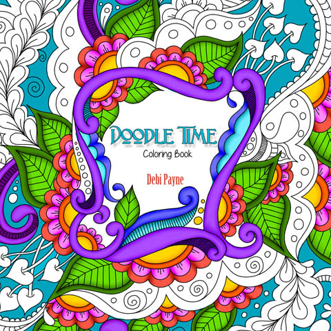 Image of front cover of Doodle Time