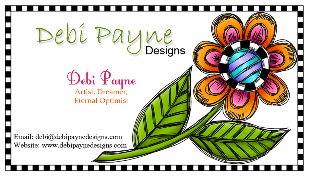 Debi Payne Business Card