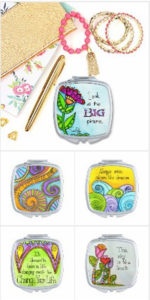 Image: Compact Mirrors from Inspiration Station