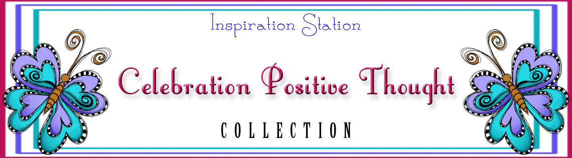 Image: Celebration Positive Thought Collection Banner