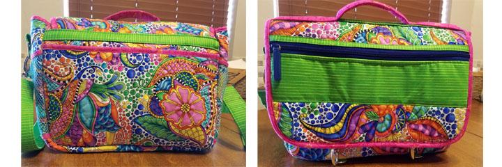 Image: Bag made by Kim Benson