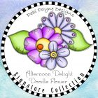 Image: Afternoon Delight - Zazzle Watercolor Collection