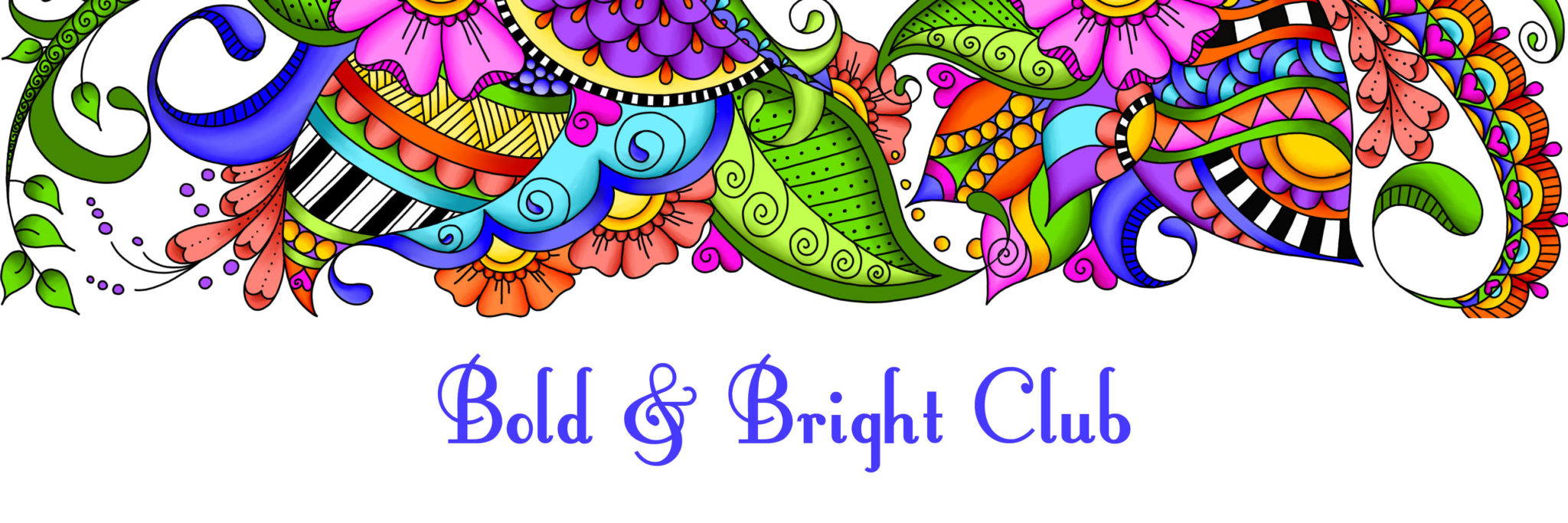 Image: Bold & Bright Banner