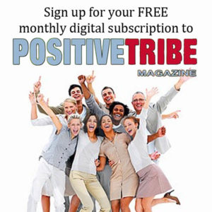 Image: Positive Tribe - Sign Up